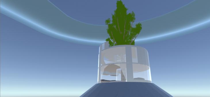 第0回「VR建築」コンテストに応募しました。